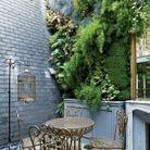 Créer un mur végétal pour adopter les plantes sur la terrasse