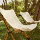 Chaise pliante compacte