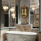 La salle de bains sur-mesure de Christian Dior et l'architecte André Svetchine