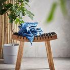 Tabouret en bois Ikea