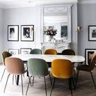 La chaise Beetle déclinée en différents coloris