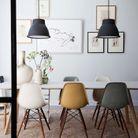 La chaise DSW dans des coloris très tendance