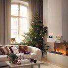 L'idée qu'on pique à la collection Noël H&M Home : parier sur la couleur ocre