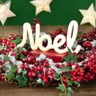 Néon lumineux « Noël »