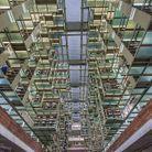 Bibliothèque José Vasconcelos de Mexico, Mexique