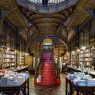Livraria Lello à Porto, Portugal