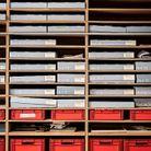 Le mur d'archives, source inépuisable d'inspiration
