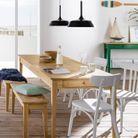 Table de ferme soldée La Redoute Interieurs