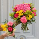 Duo bouquet XL et mini