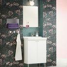 Un esprit cabinet de toilette signé Ikea