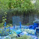 Jardin Bleu Desir