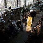 Défilé Haute Couture Aganovich, printemps-été 2019