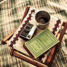 La tendance du mobilier de camping avec un tabouret repose-pieds