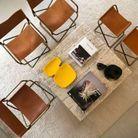 La tendance du mobilier de camping et sa classique chaise pliante