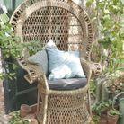Un fauteuil Emmanuelle