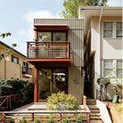Maison container urbaine