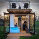 Petite maison container