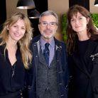 Sarah Poniatowski Lavoine (Maison Sarah Lavoine), Olivier Echaudemaison (Guerlain), Caroline Pois (ELLE Décoration)