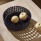 Corbeille en céramique