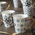 Tasses à café esprit carreaux de ciment Maisons du Monde