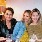 Constance Benqué (ELLE Décoration), Fabienne Amzalak (Ma Cocotte) et Sarah Lavoine (Maison Sarah Lavoine)