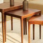 Tables gigogne en bois