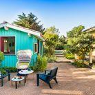 Visite chez Sarah Poniatowski au Cap-Ferret