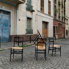 Jeu de chaises