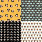 Catégorie Tissu : cotonnades indiennes de Les Olivades par Nathalie du Pasquier
