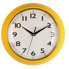 Deco jaune horloge