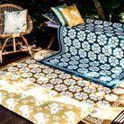 Les tapis de sol de la collaboration Royal Roulotte x La Redoute Intérieurs