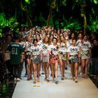 Ambiance jungle chez Dolce & Gabbana
