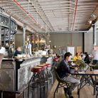 CityBowl & Gardens Districts - Truth Coffee - Neo-industriel