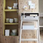 Nouveauté Ikea : bureau haut KNOTTEN