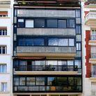 Immeuble locatif à la Porte Molitor, Boulogne-Billancourt