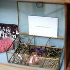 Boîte à bijoux Hübsch