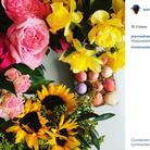 Bouquet Fleurs Pour Paques