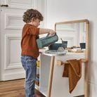 Cabinet de toilette Montessori La Redoute
