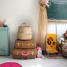 5. On chine des rangements vintage