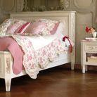 Chambre romantique interiors