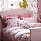 Chambre romantique ikea