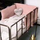 1. Le tour de lit douillet