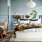 Chambre IKEA avec lit bébé