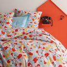 Linge de lit multicolore 3 Suisses