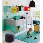 Une chambre d'enfant fonctionnelle