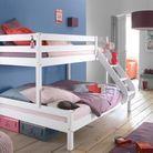 Un lit superposé fonctionnel