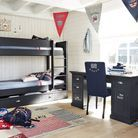 Un lit superposé pratique