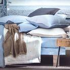 Linge de lit bleu alexandre turpault
