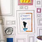 Papier peint enfant coloriage