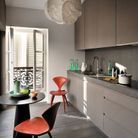Une belle cuisine au mobilier design